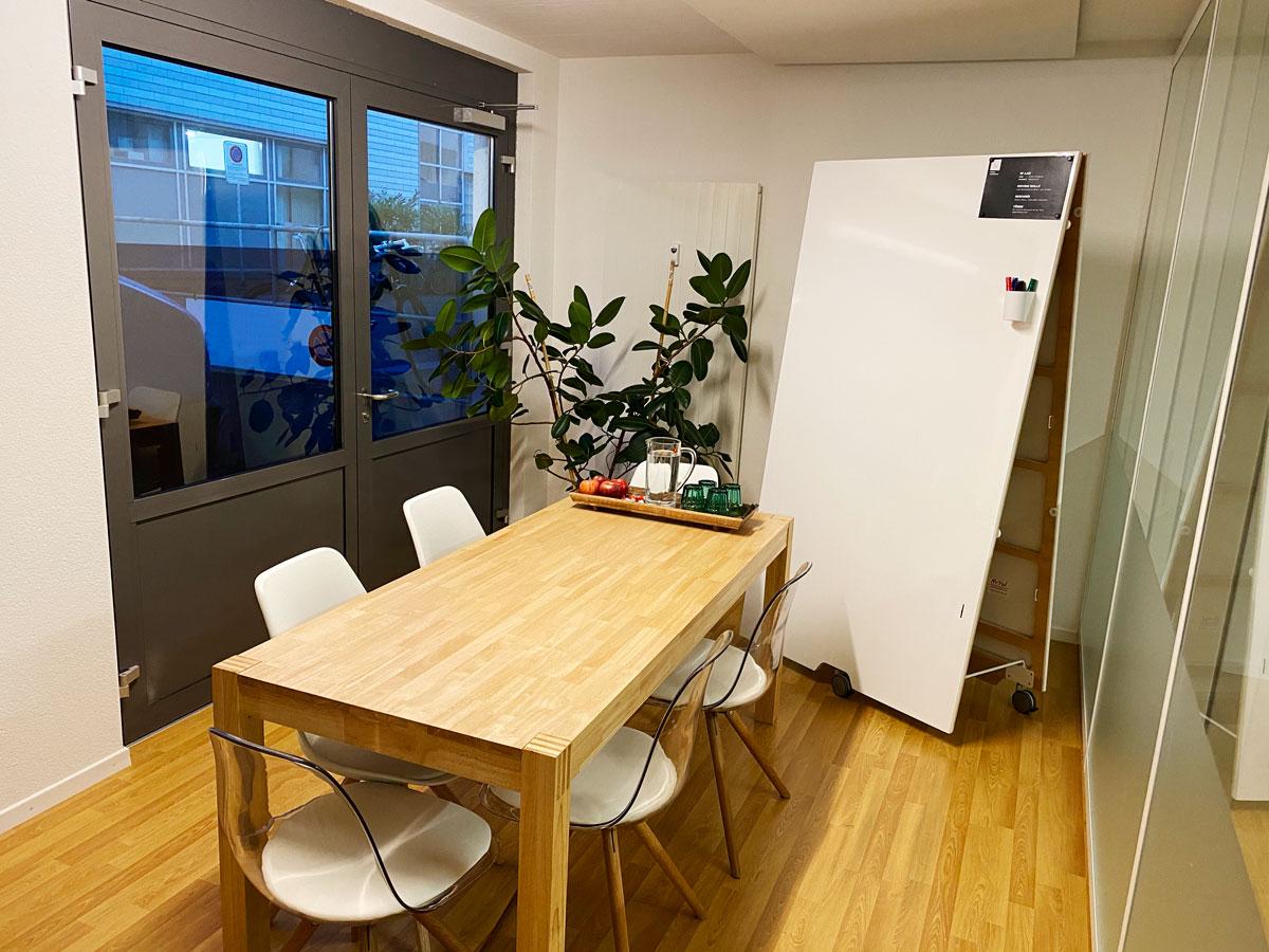 Coworking, Sitzungszimmer mieten, coworking space, luzern