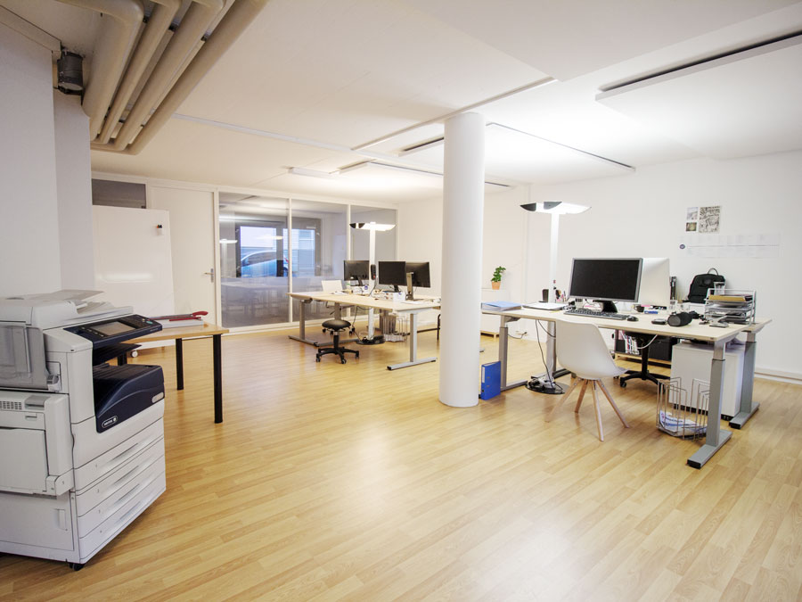 coworking space in Luzern, coworking